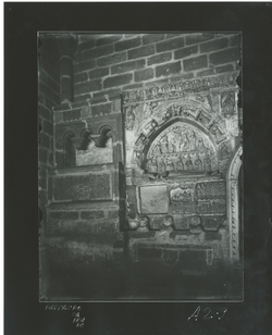 A2-9 Catedral. Sepulcro del Caballero Esteban Domingo,S.XIII