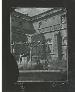 A3-5 Convento de Santo Tomás. Patio del Silencio