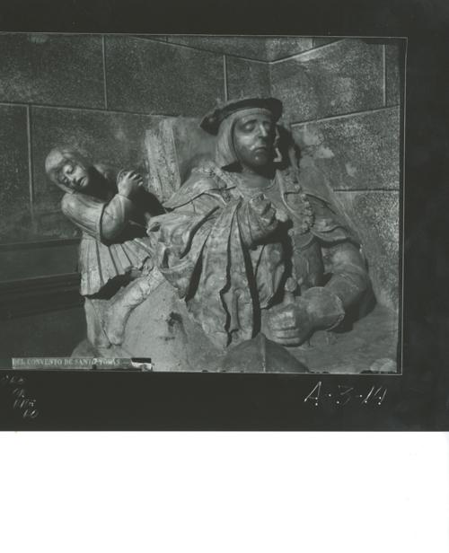 A3-14 Sto. Tomás. Sepulcro de H. Núñez Arnalte (V. de Zarza)