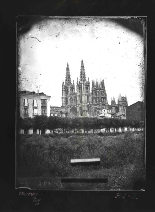 B1-2 Catedral. Vista desde el Paseo del Espolón