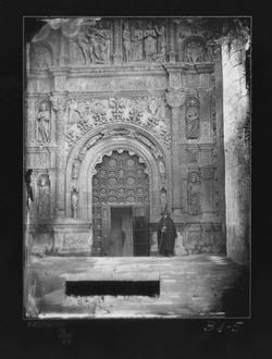 B1-5 Catedral. Puerta de la Pellejería. Francisco de Colonia