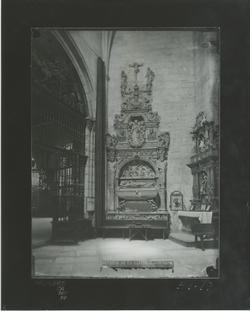 B1-19 Catedral. Sepulcro de D. Juan Ortega de Velasco