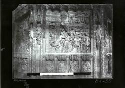 B1-30 Catedral. Relieve de la Pasión en el trasaltar