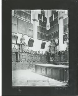 B1-39 Catedral. Sacristía
