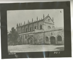 B2-1 Cartuja de Miraflores. Vista exterior
