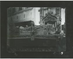 B2-9 Cartuja de Miraflores. Sepulcro de Juan II y esposa