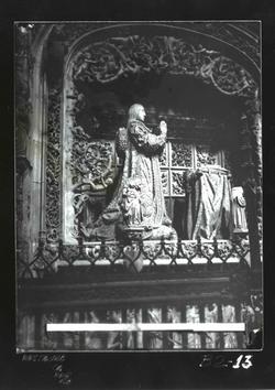 B2-13 Cartuja de Miraflores. Sepulcro del Infante D.Alfonso