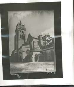 B3-1 Monasterio de las Huelgas. Vista exterior