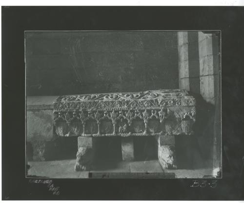 B3-3 Monasterio de las Huelgas. Sepulcro de Dª Berenguela