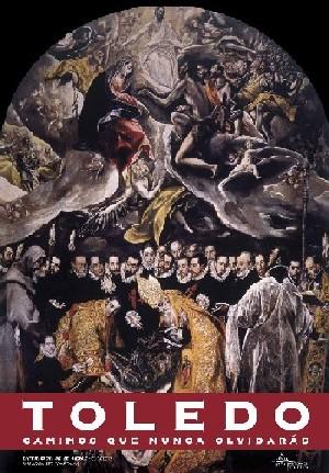 El Entierro del Señor de Orgaz. El Greco  (Toledo)