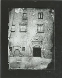 B5-3 Arq.Civil- Antiguo Palacio Arzobispal derruido en 1914