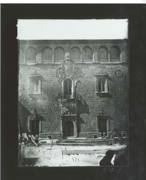 E4-1 Fachada del Palacio Arzobispal