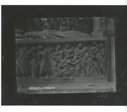 D1-5 Cat. Detalle del sepulcro del obispo Don Rodrigo