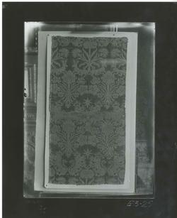 E3-25 Tejido, siglos XV- XVI