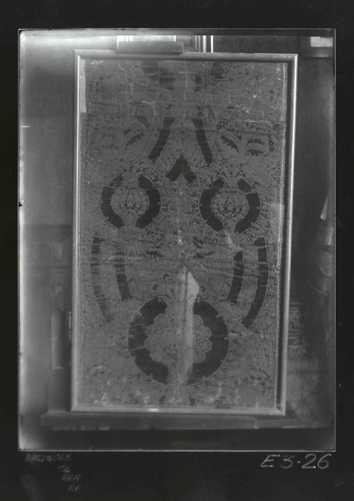 E3-26 Tejido siglos XV-XVI