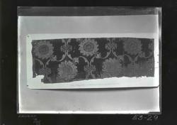 E3-29 Tejido mudéjar, siglos XV-XVI