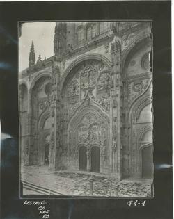 G1-1 Catedral Nueva. Portada principal