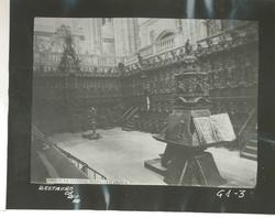 G1-3 Catedral Nueva. Coro