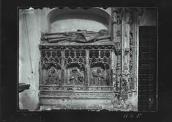 H2-5 El Parral. Sepulcro de doña Beatriz de Pacheco (+ 1491)