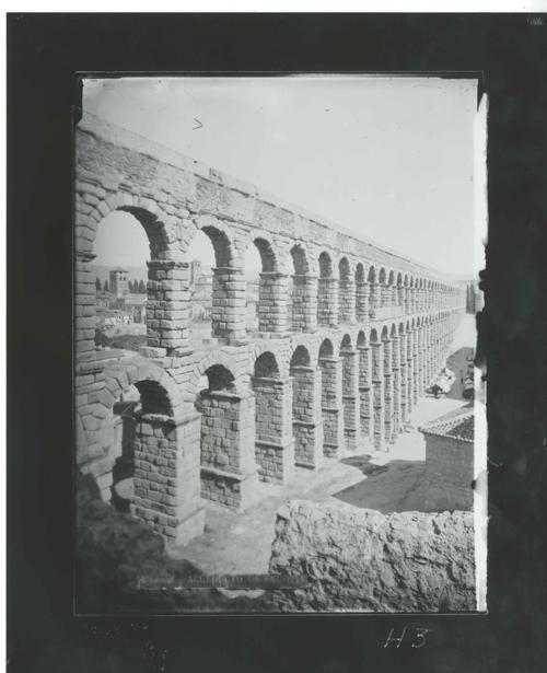 H3-1  Acueducto romano de Segovia