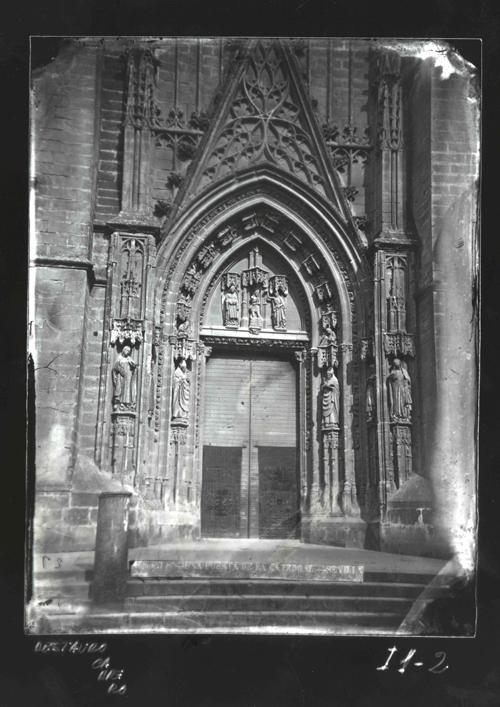 I1-2 Cat. Puerta del Baptisterio (Millán y Mercadante,s. XV)