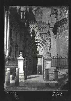 I1-3 Cat. Puerta de los Palos ( Miguel Perrín, s.XVI)