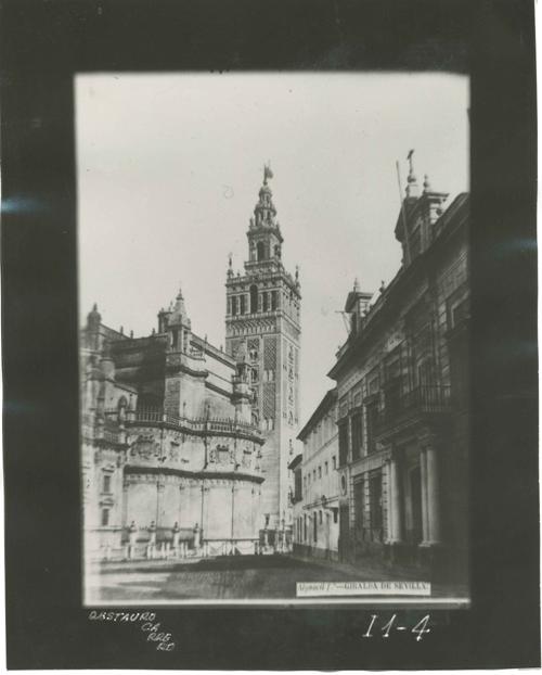 I1-4 Catedral. La Giralda