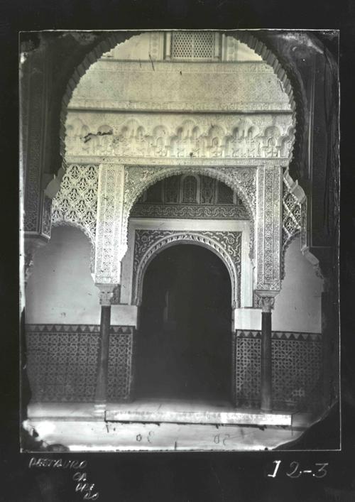 I2-3 Alcázar. Patio de las Muñecas