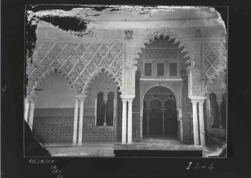 I2-4 Alcázar. Entrada al Salón de Embajadores