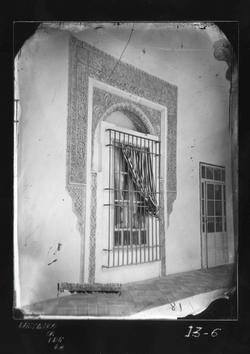I3-6 C. Pilatos. Puerta de la galería baja inutilizada