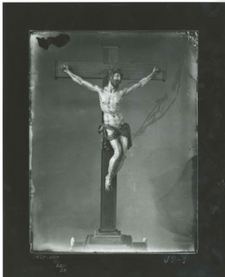 J2-1 Catedral. Cristo  crucificado