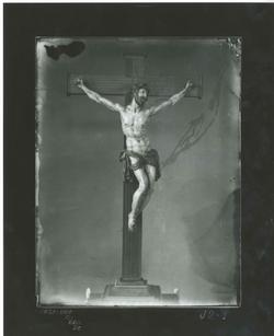 J2-1 Catedral. Cristo  crucificado