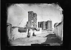 j1-1 Vista exterior del Castillo de Polán
