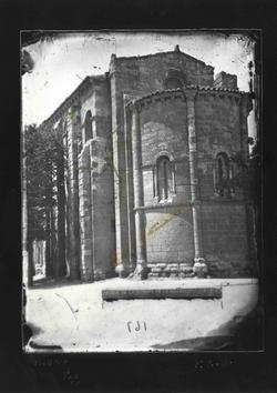 K2-2 Ábside de la iglesia de la Magdalena