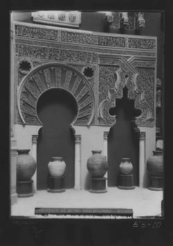 E3-10 Reproducción de arcos de la Mezquita de Córdoba