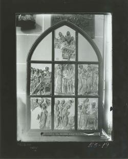 E3-19 Retablo de alabastro de la Catedral de Cartagena