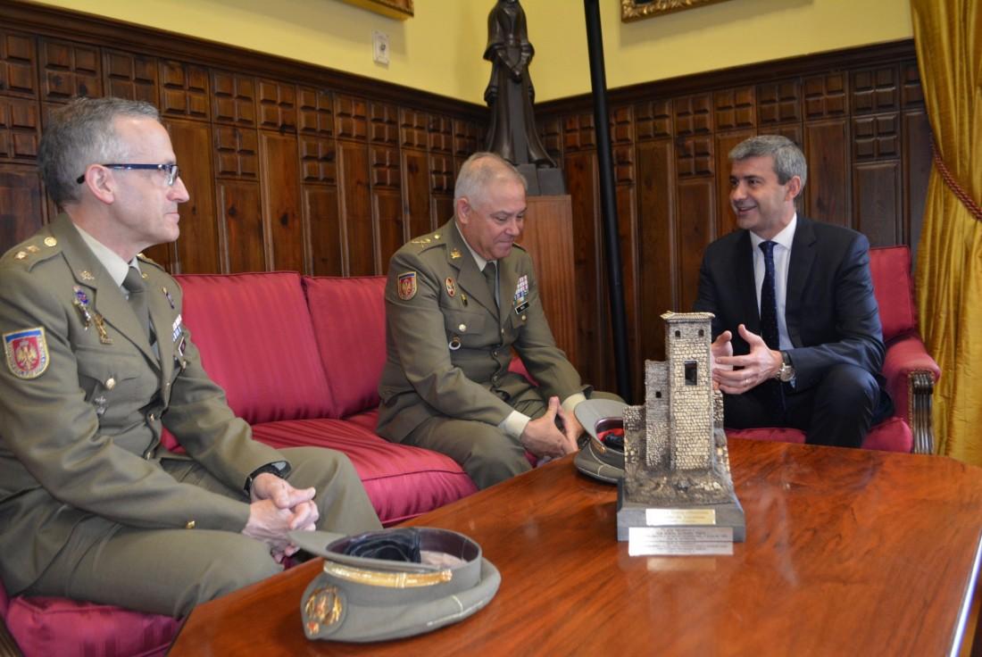 Álvaro Gutiérrez, Antonio Rajo Moreno y Luis Sivera