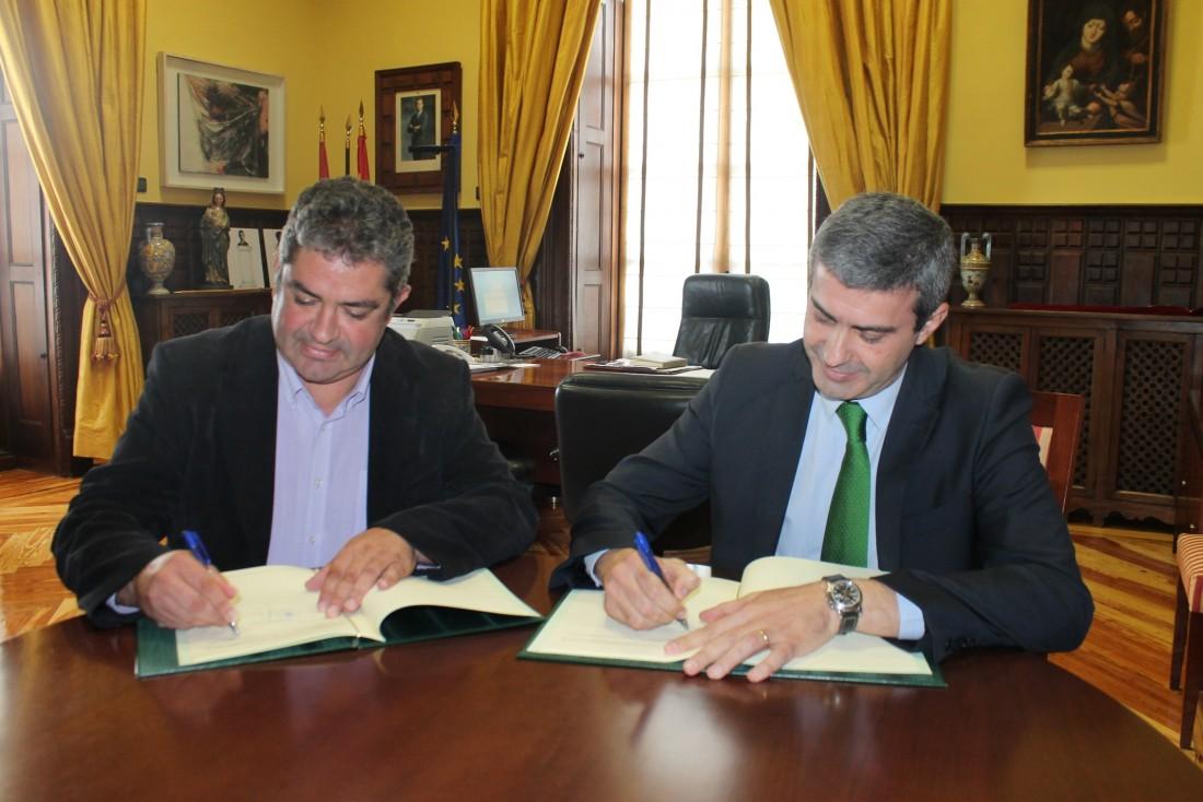 Álvaro Gutiérrez y Juan Carlos Navalón