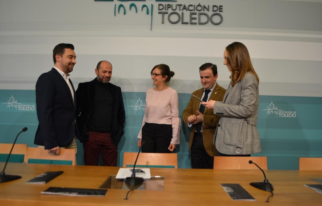 Presentación del estreno mundial en la provincia y Castilla-La Mancha