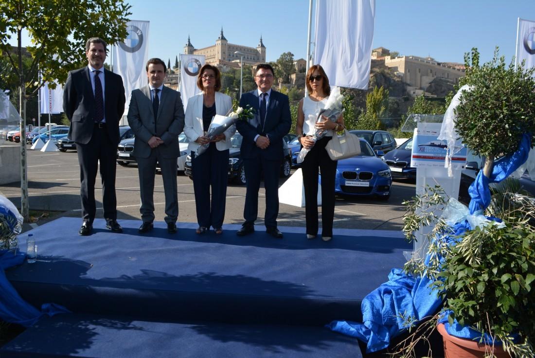 Ángel Luengo interviene en la Feria del Automovil