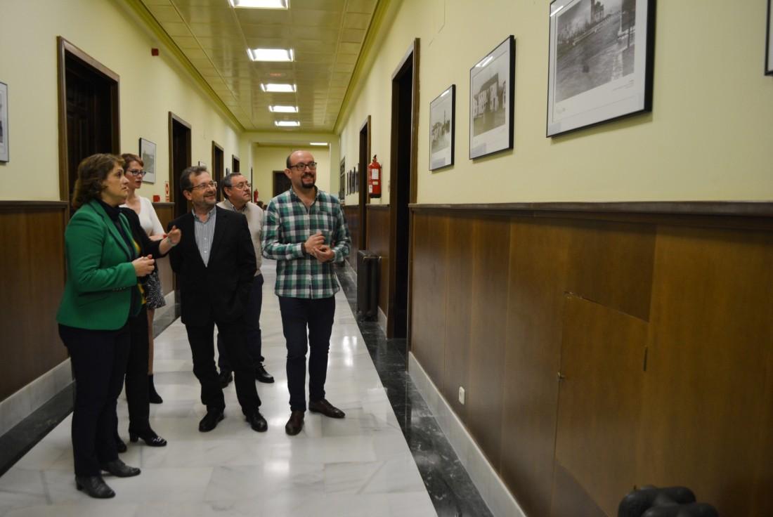 Exposición 40 Aniversario Constitución