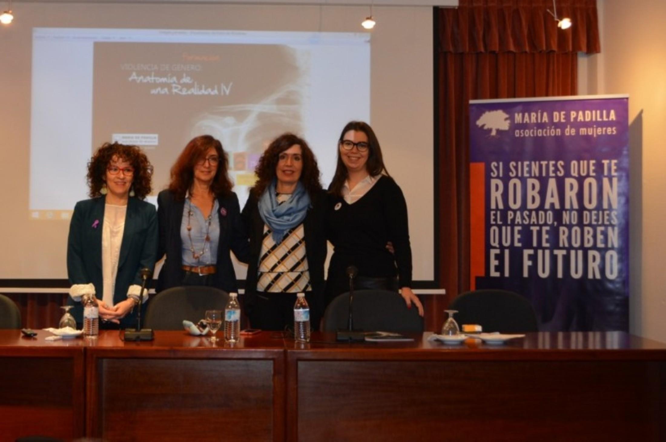 Foto archivo Ana Gómez Asociación María de Padilla
