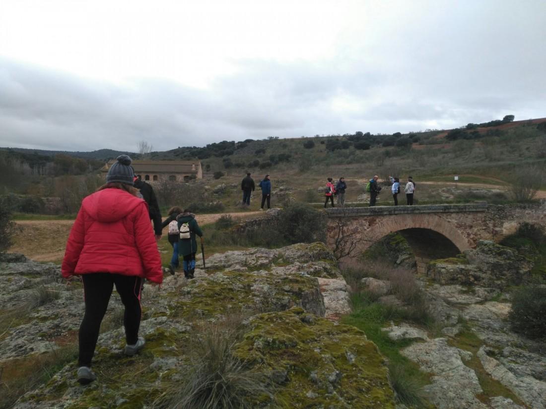 Paseos naturales de la Diputación de Toledo