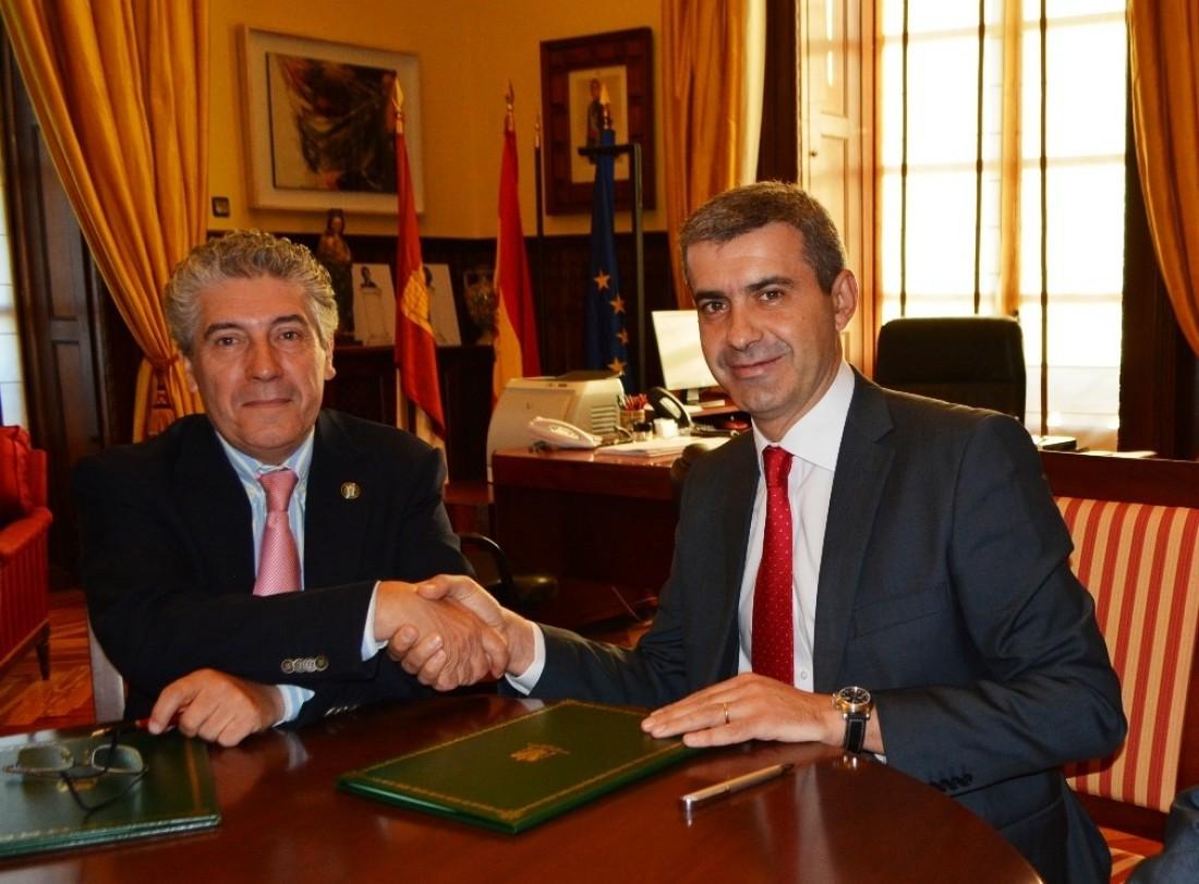 Álvaro Gutiérrez y Juasn Estanislao López