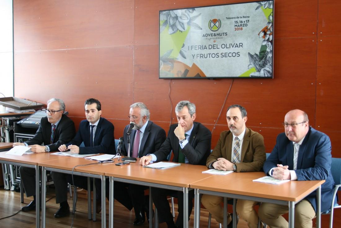 Presentación Feria del Olivar