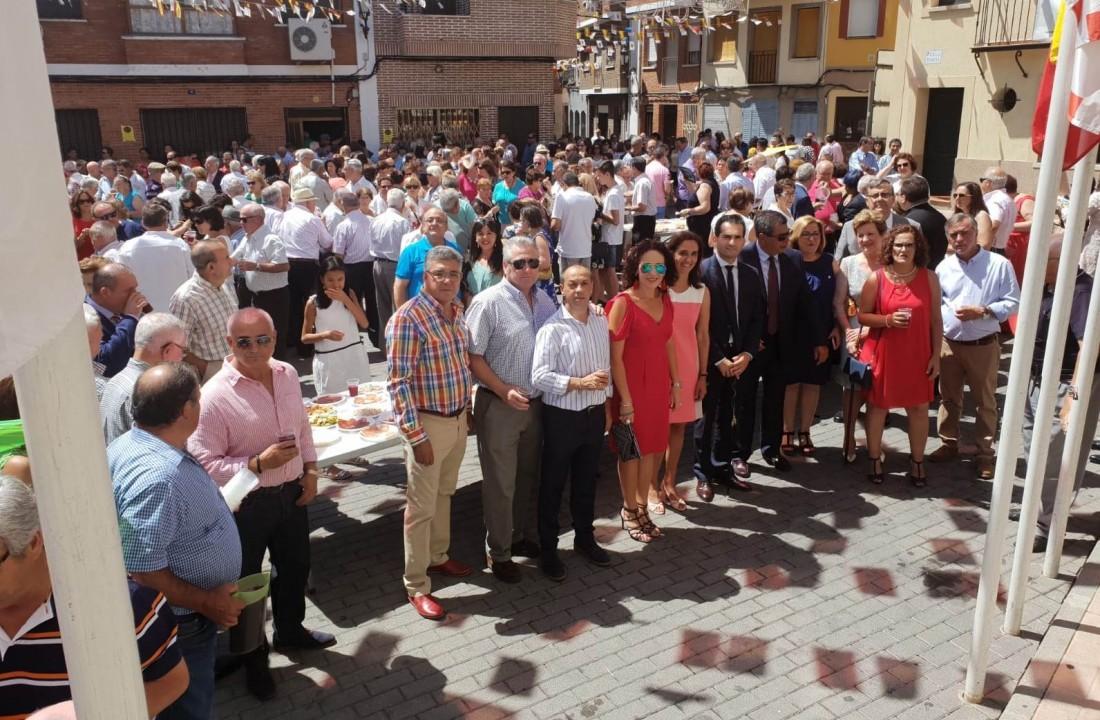 Fiestas patronales de Navalcán