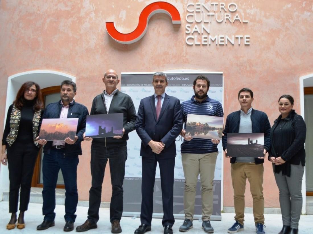 Foto de archivo de la entrega de premios del II Concurso de Fotografía 2019