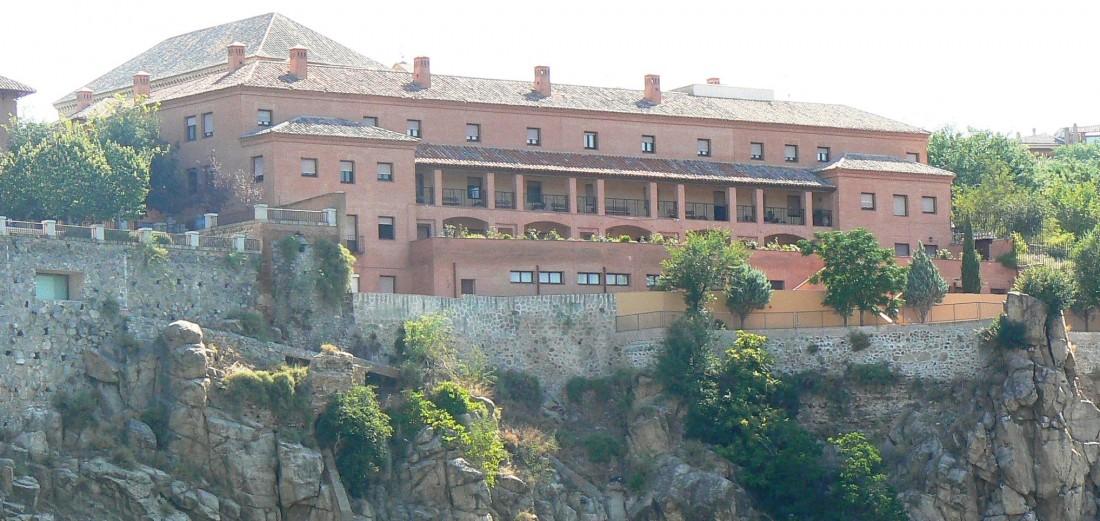 Residencia Universitaria (Foto de archivo)