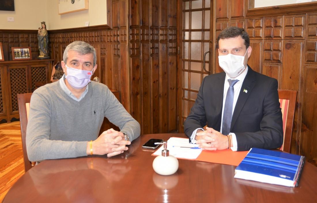 Álvaro Gutiérrez y Santi Vera