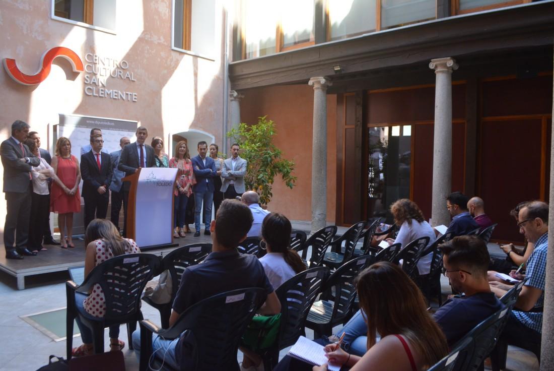 Equipo de Gobierno Diputación Toledo